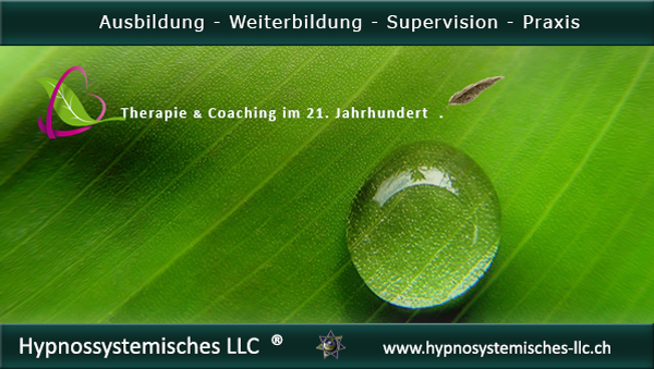 Hypnosystemisches LLC Therapie Coaching
